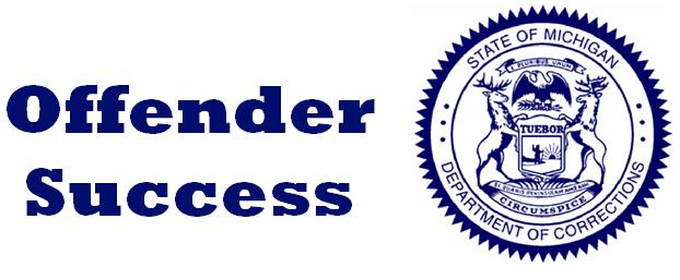 Offender Success - State of Michigan Department of Corrections Seal