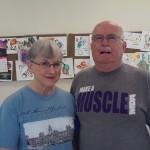 Carolyn and Bob Maguire