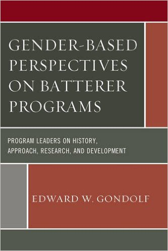 Gender-Based Perspectives on Batterer Programs
