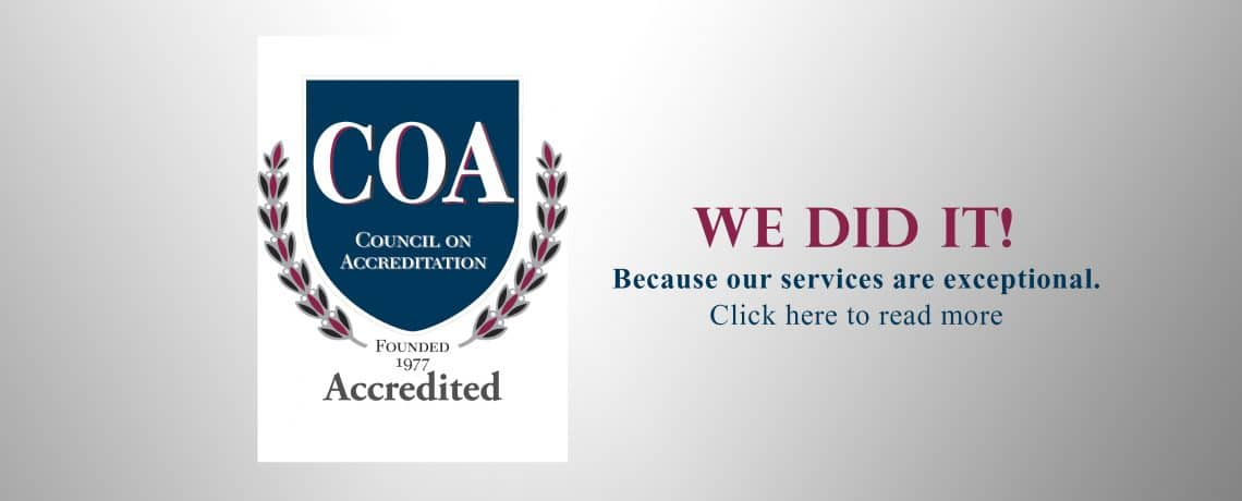COA Accreditation