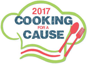 2017 Cooking for a Cause logo