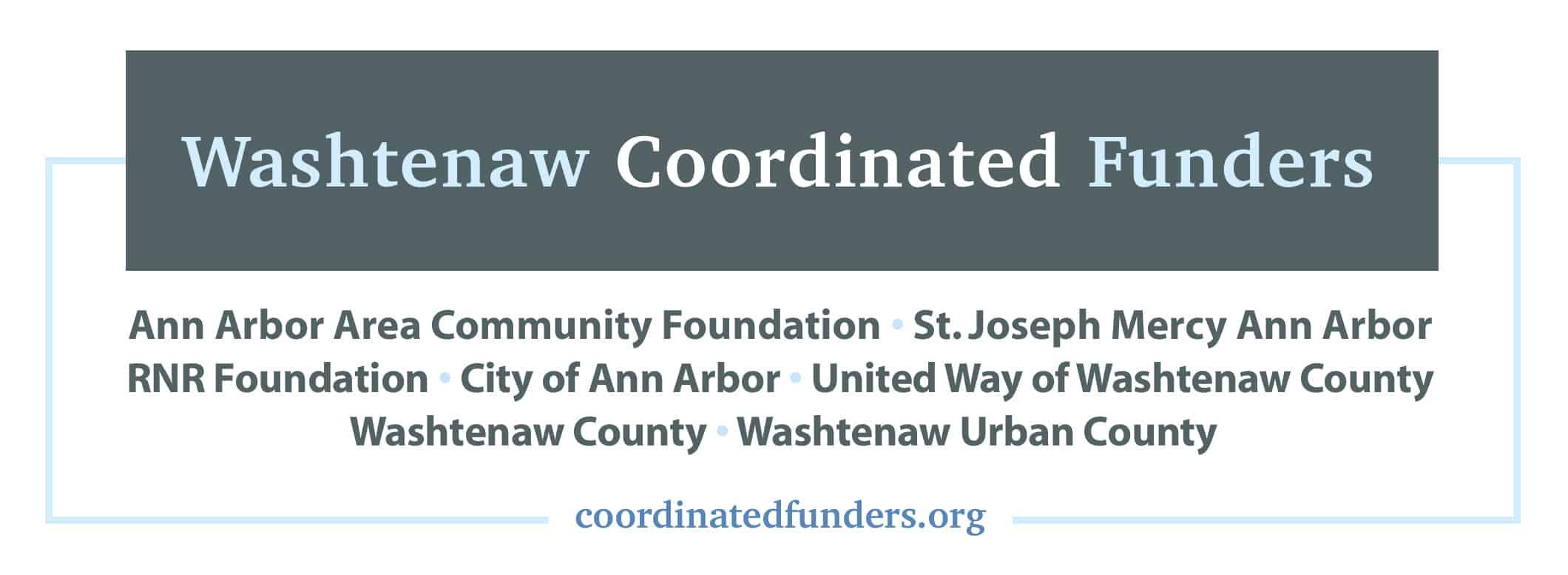 Washtenaw Coordinated Funders