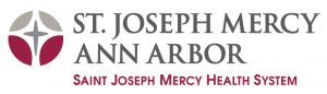 Logo and link for St. Joseph Mercy Ann Arbor