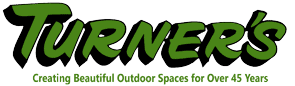 Logo and link for Turner's Landscaping Ann Arbor