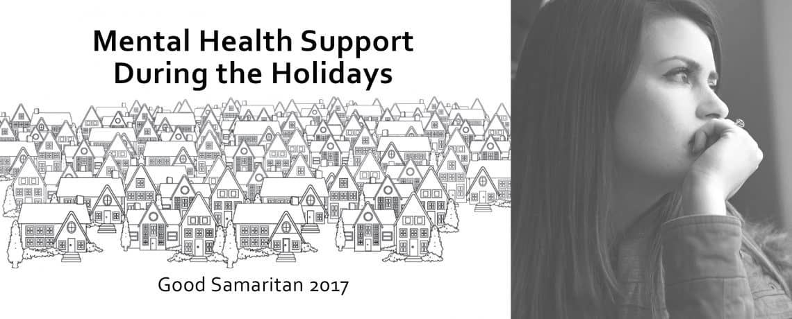 Mental Health Support During the Holidays