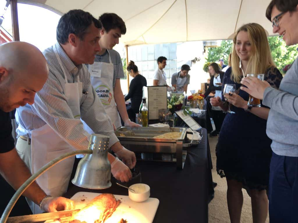 Cooking for a Cause Guests