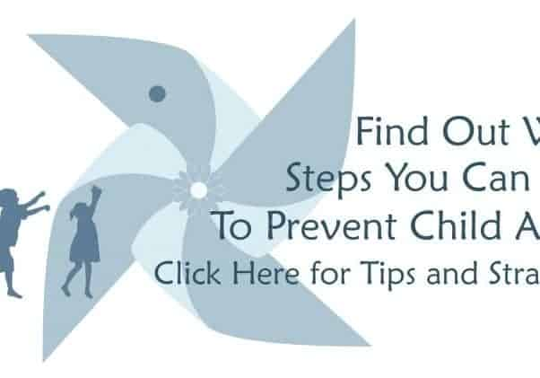 Link to post about child abuse prevention tips.