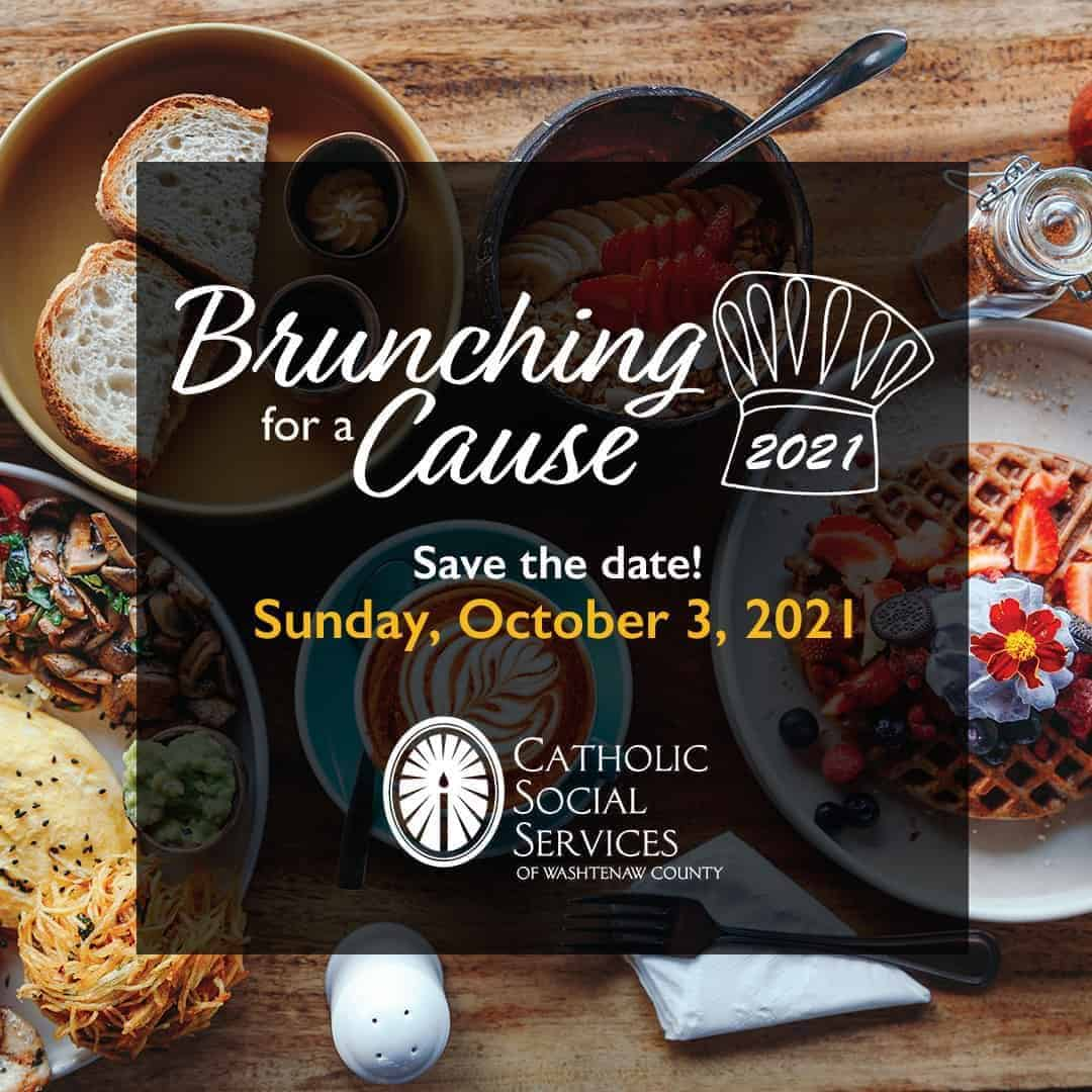 Save the Date - Brunching for a Cause